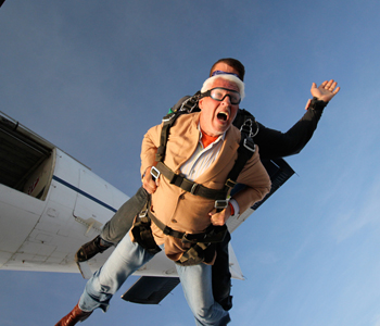 Los Angeles Skydiving Photographs