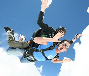 Los Angeles, California Skydiving Pictures